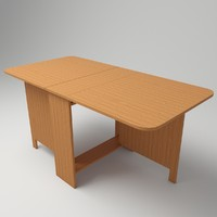 soviet folding table max