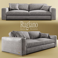 rugiano augusto sofa 3d x