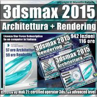 3ds max 2015 Architettura + Rendering_Subscription