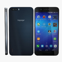 smartphone huawei honor 6 3d 3ds