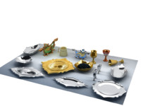 fable tableware 3d max