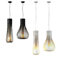 3d flos chasen suspension lamp model