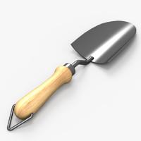 3d garden tool