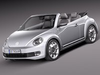 2015 convertible volkswagen 3d 3ds