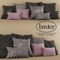 3ds max pillow baxter