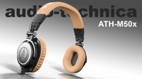 3ds max headphones technica ath