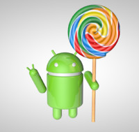 c4d android lollipop
