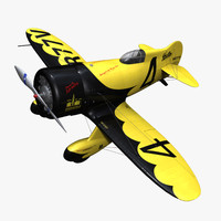 3d purchase gee bee z model
