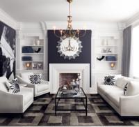 Modern Living Room 077