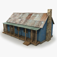 wooden house wood max