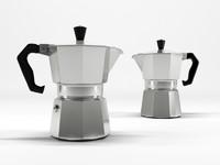 c4d bialetti coffeepot 1