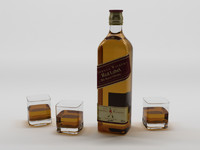 Scotch Johnnie Walker – N.20 in M4D Vol.1