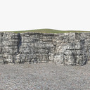 cliff 3D models