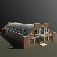 3d printing house model