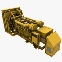 asset generator 3d model