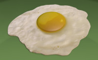 fried egg 3ds