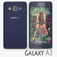 3dsmax samsung galaxy a3
