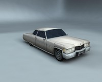 3d model car sedan