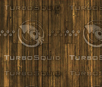 Dark Slotted Wooden Boards Seamless Texture