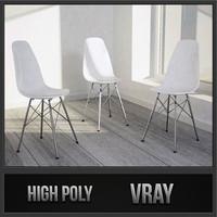 eames design chair white max