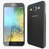 Samsung Galaxy E5 Black