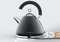 3d kettle kitchen
