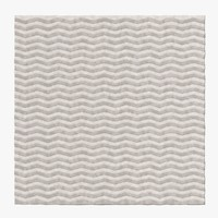 3d model chevron beige ivory area