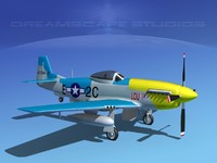 North American P-51D Lou IV