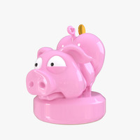 maya funny piggy bank