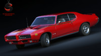 Pontiac GTO Judge 400 Ram Air 1969