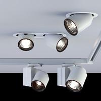 Collection of lamps ANI (BOSMA)