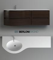 shells berloni bagno memphis 3d model