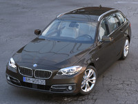 BMW 5 series Touring 2014