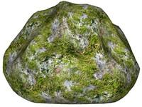 Mossy rock 35