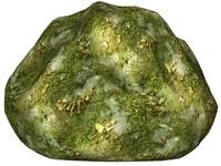 Mossy rock 34