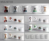mug 3d max