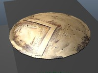maya spartan shield