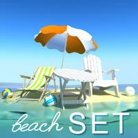 beach set max