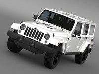 Jeep Wrangler Unlimited X 2015