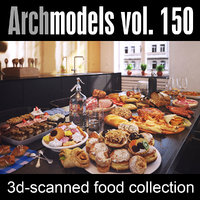 3d archmodels vol 150