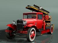 3d gaz-aa truck pmg-1