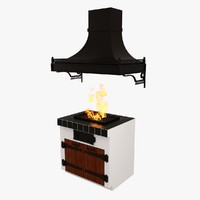 barbecue hood max
