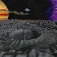 max scene alien moon