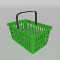 3d 3ds shopping basket