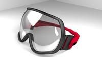 3d model goggles