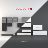 Storage system INBOX from Calligaris