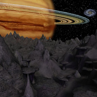 alien moon udk 3d 3ds
