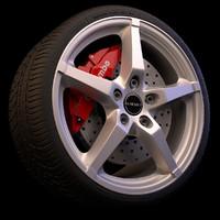 max wheel brakes tyre