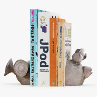 max balloon fish bookends