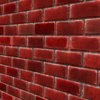 Red Brick Wall Textures